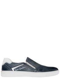 Мужские слипоны Nero Giardini 704950-grayB