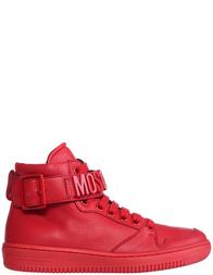 Детские кроссовки для девочек Moschino 25953-rosso-rad