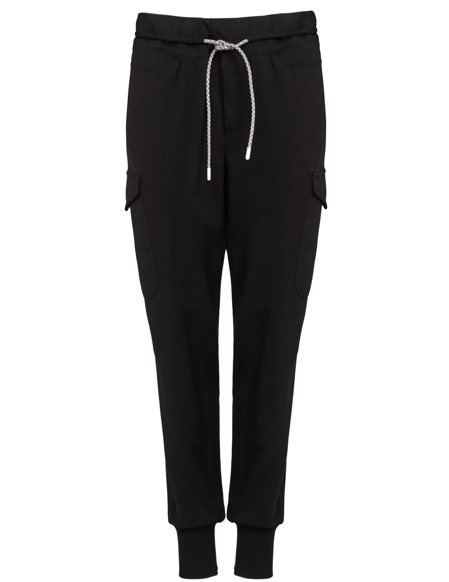 Купить Спортивные брюки, CLOSED, Черный, 100%Полиэстер, Весна-Лето