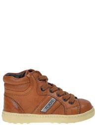 Детские кроссовки для мальчиков TOD'S С801_brown