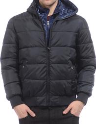 Мужская куртка RE DEL MARE 2887-blue
