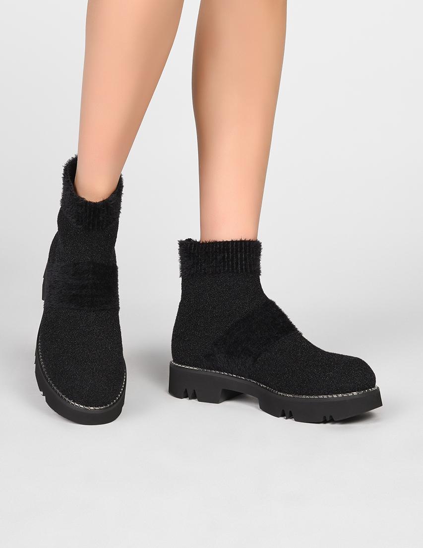 Женские ботинки Marino Fabiani 5396-black