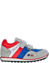 Детские кроссовки для девочек 4US Cesare Paciotti 37144_multi