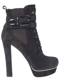 Женские ботинки LE SILLA 09180_brown