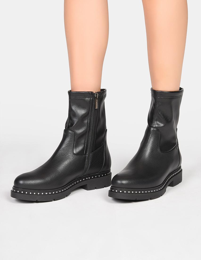 Женские ботинки Ilasio Renzoni 4129-black
