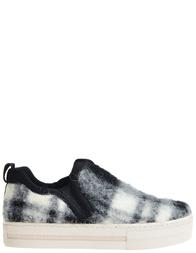 Женские слипоны ASH 177-grey