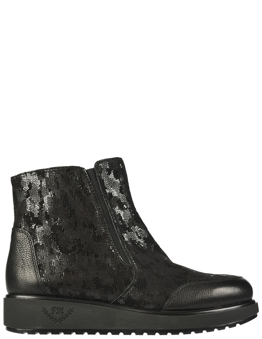 Женские ботинки Marzetti AGR-7770-LZ-print_black
