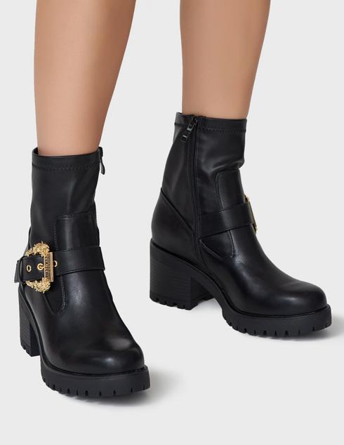 черные Ботильоны Versace Jeans Couture AGR-71VA3S92-899