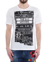 Футболка TRUSSARDI JEANS 52T8453-01