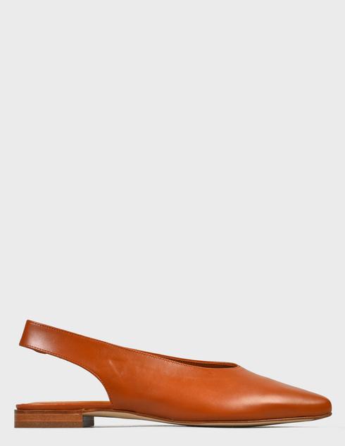 женские коричневые Босоножки Pertini 201W15839D7 - фото-6
