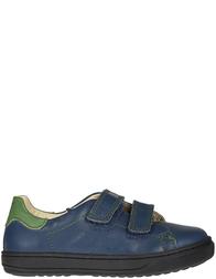 Детские кроссовки для мальчиков Naturino Lenny-navy-verde-cucverdone_blue