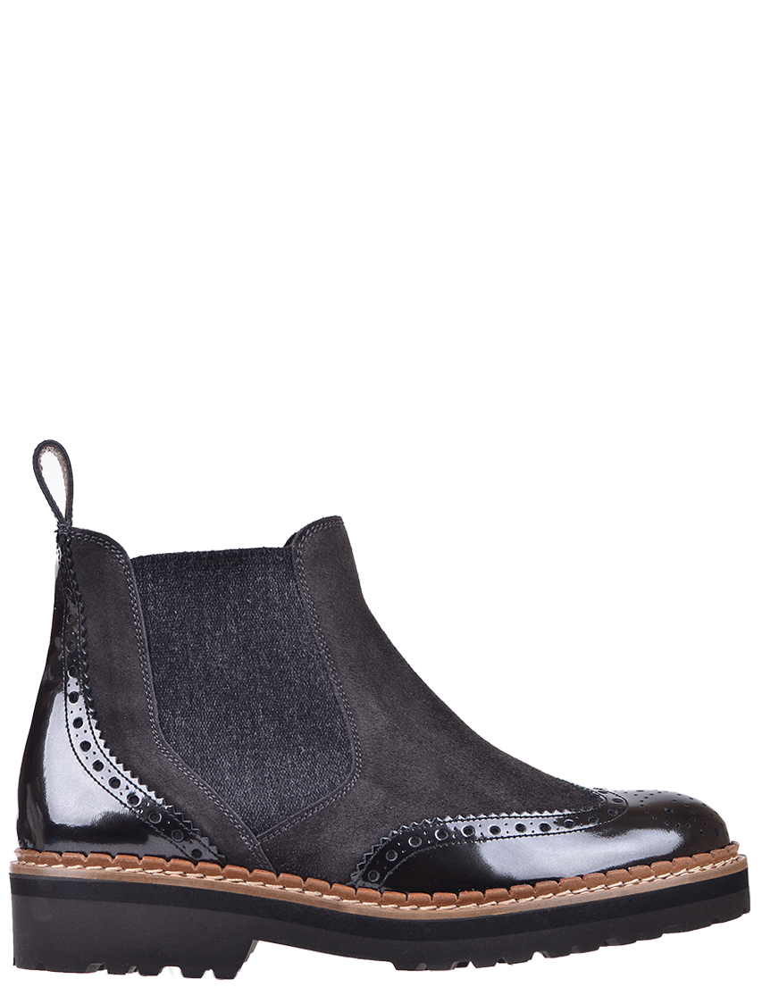 Женские ботинки Pertini 12782-antracit