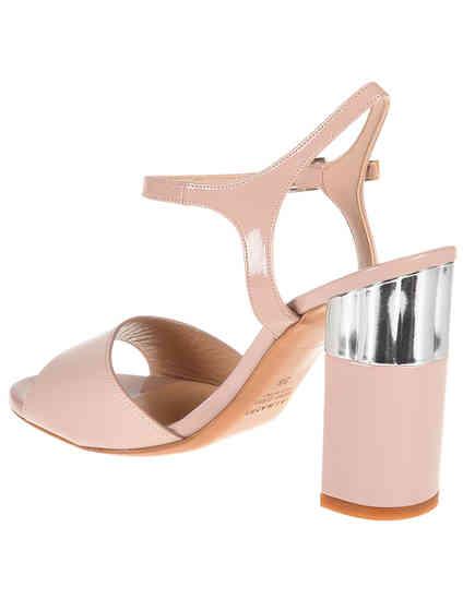 розовые женские Босоножки Albano 2254_pink 3080 грн