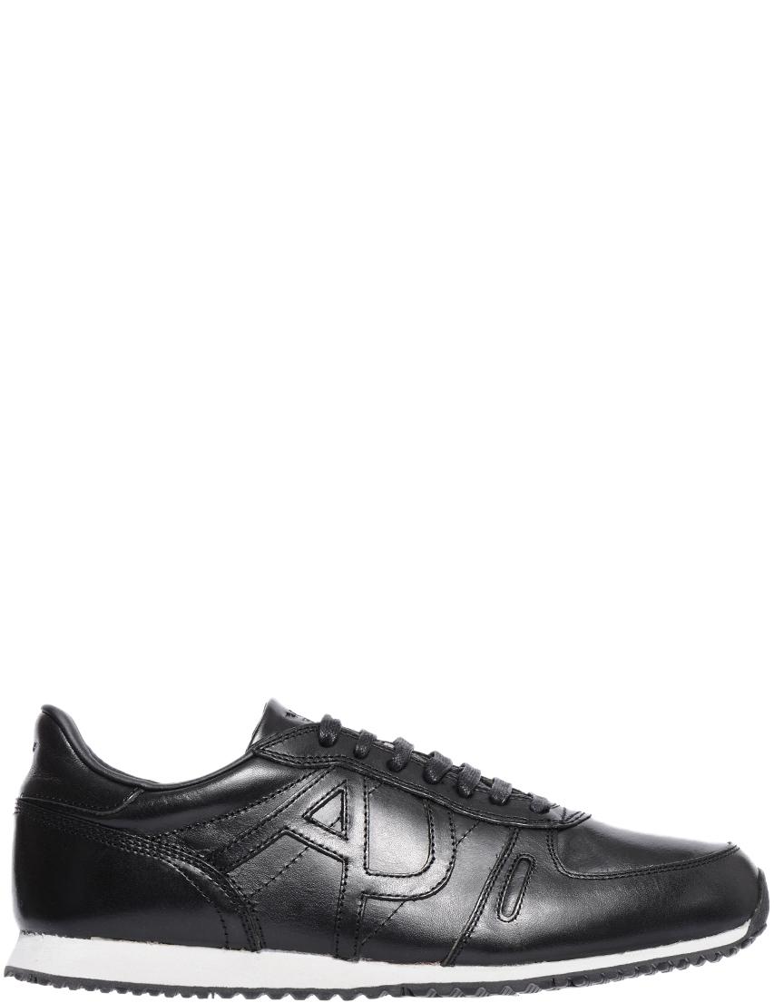 Мужские кроссовки Armani Jeans AGR-935027_black