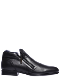 Мужские ботинки Roberto Botticelli 413black