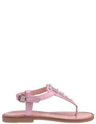 Босоножки для девочек MISS BLUMARINE D9739azalea_pink