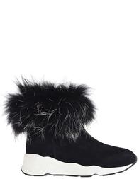Женские ботинки Gianni Renzi 1009_black