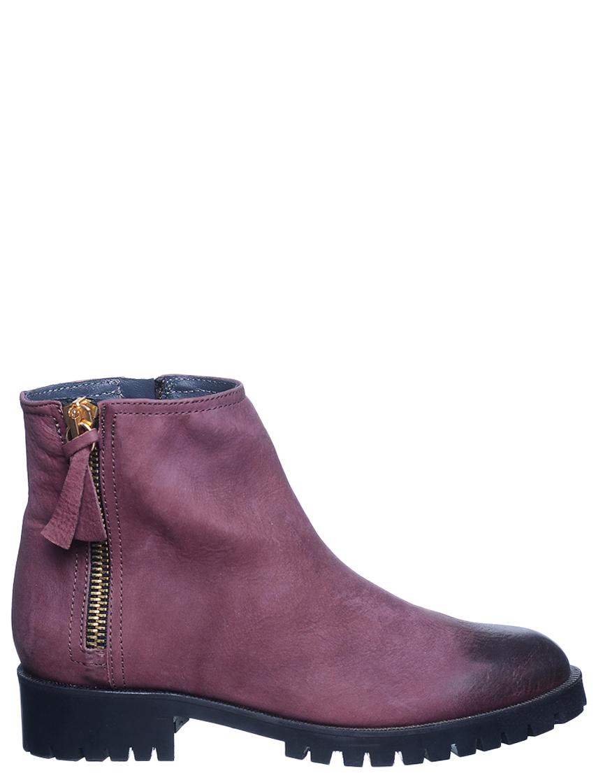 Купить Ботинки, NAPOLEONI, Бордовый, Осень-Зима