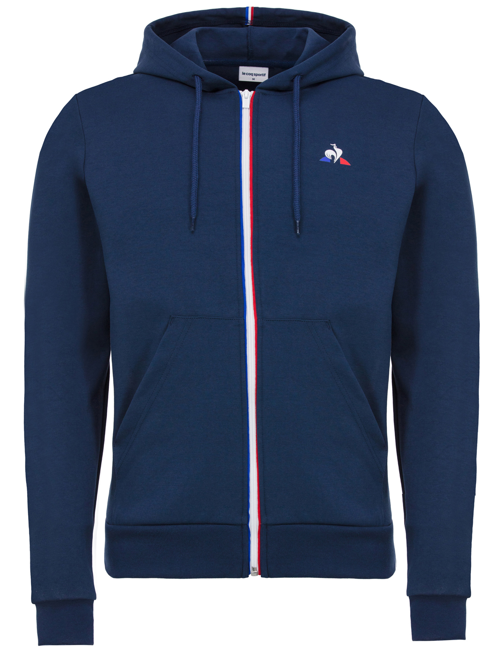 Купить Спортивная кофта, LE COQ SPORTIF, Синий, 85%Хлопок 15%Полиэстер, Осень-Зима