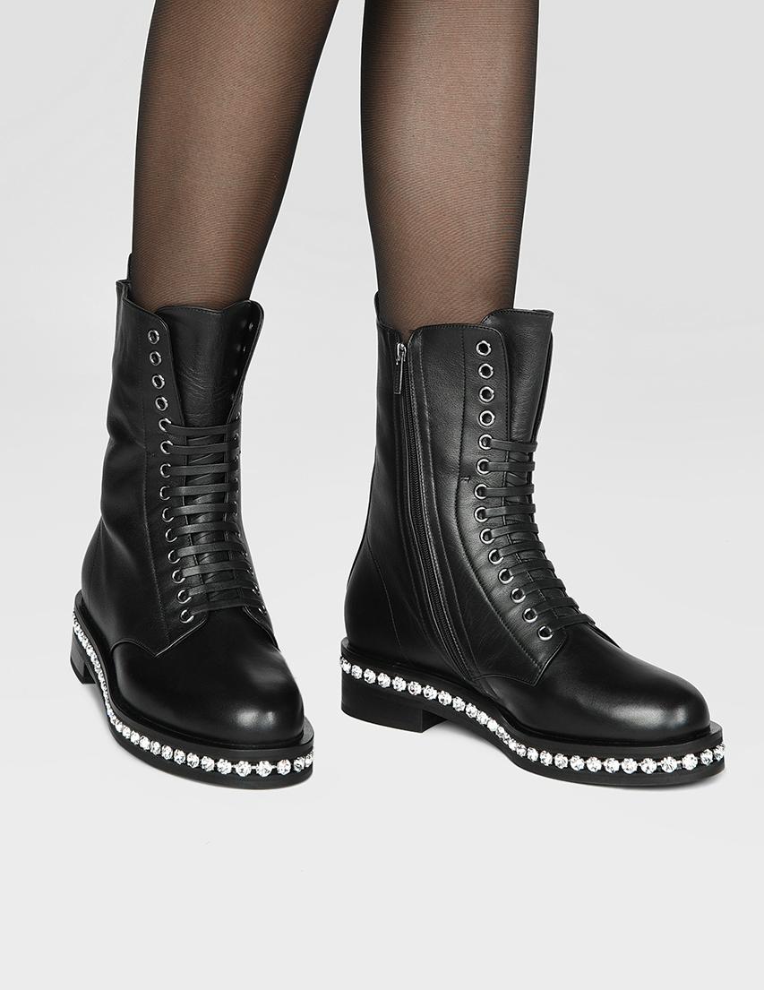 Женские ботинки Le Silla N6253_black