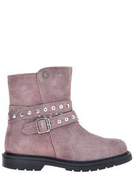 Детские ботинки для девочек Naturino 4756-charme_pink