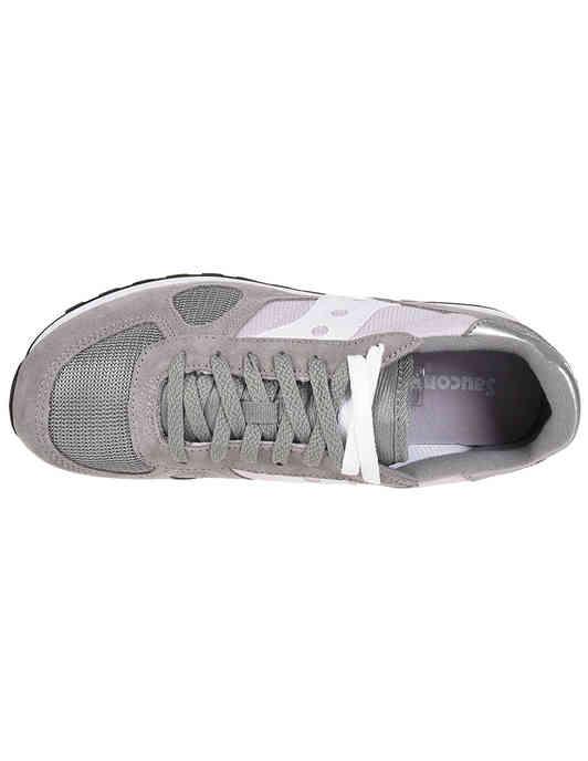 серые Кроссовки Saucony 1108-705s_gray размер -
