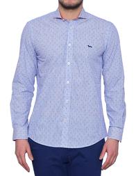 Мужская рубашка HARMONT&BLAINE HBCX11001862099_blue