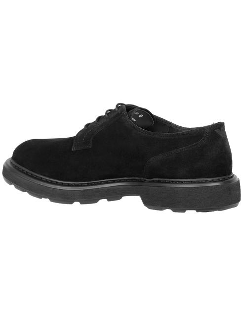 мужские черные Дерби Emporio Armani AGR-X4C523XF053-00002 - фото-2