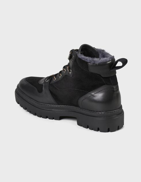 мужские черные Ботинки Henderson Baracco 81530.VMN.0 - фото-2