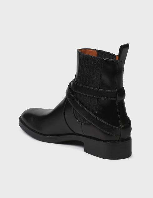 женские черные Ботинки Tory Burch 74354-BLACK - фото-2