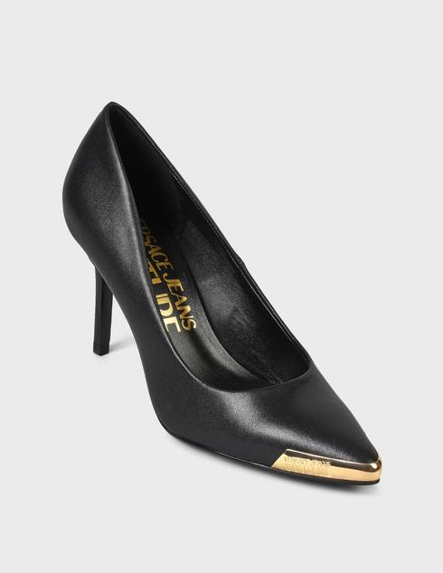 черные женские Туфли Versace Jeans Couture 71VA3S50-899 7547 грн