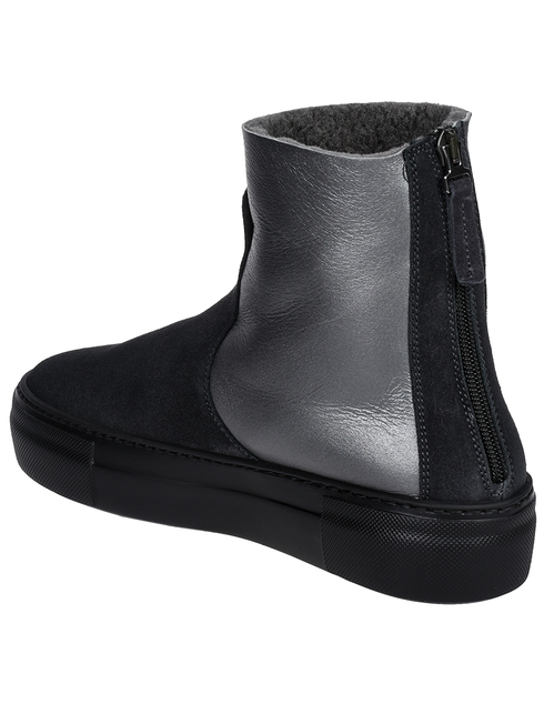 серые женские Ботинки Pertini 192W16270D4 6929 грн
