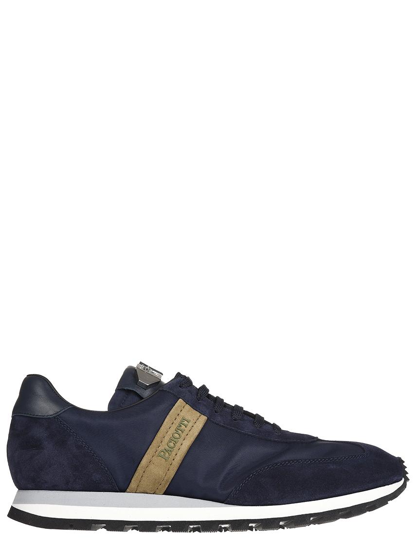 Мужские кроссовки Cesare Paciotti AGR-53872-blue
