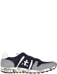 Мужские кроссовки Premiata 2118_blue