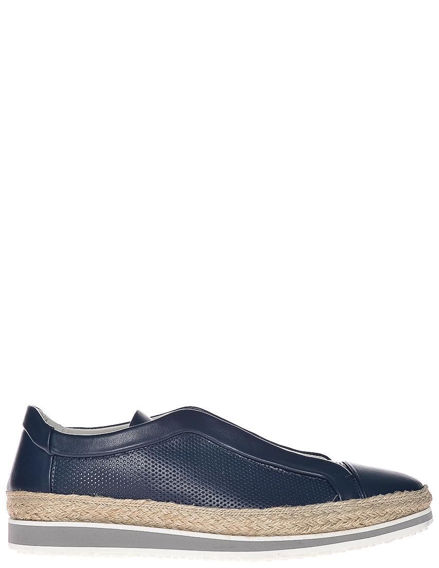 Фото - мужские кроссовки  синего цвета