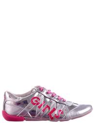 Детские кроссовки для девочек PRIMIGI 75190-silver