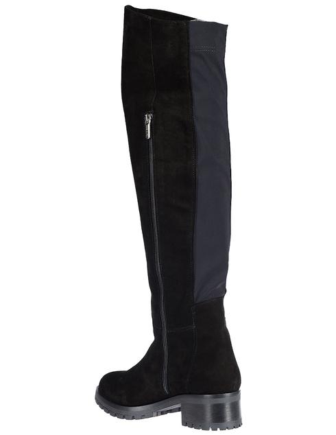женские черные Ботфорты Griff Italia 2074-blackZ - фото-2