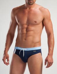 Мужские плавки пляжные GERONIMO 1222s1Darkblue