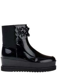 Женские ботинки Lemat 55_blackK