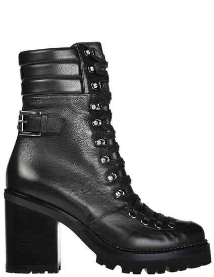 черные Ботинки Nando Muzi 215-black