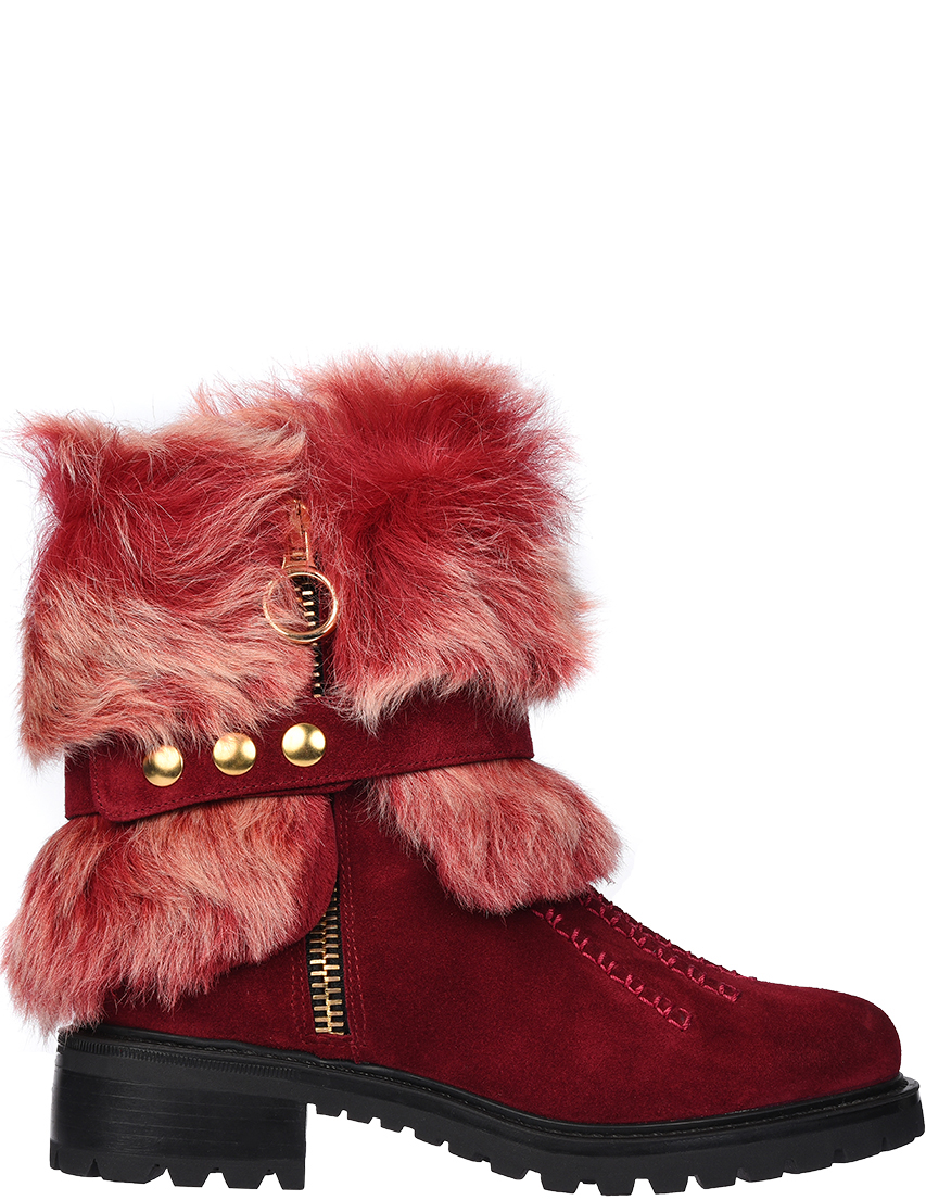 Женские ботинки Renzi 551902_bordo