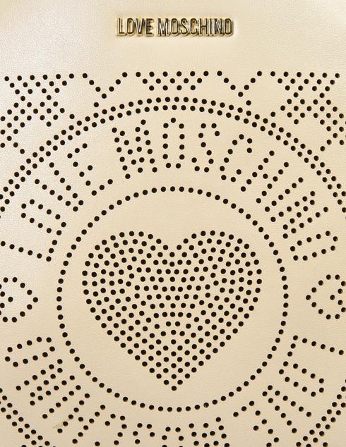 Love Moschino AGR-4214-beige фото-3