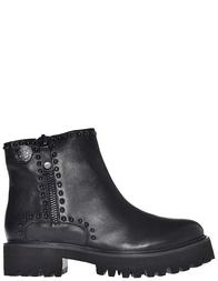 Женские ботинки Scervino Street 395018_black