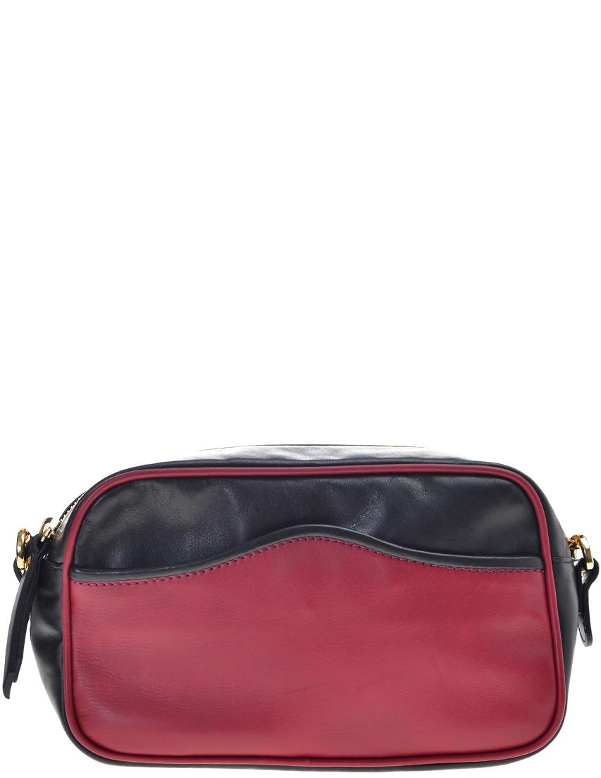 Купить Женские сумки, Сумка, ALBERTO BELLUCCI, Красный, Осень-Зима