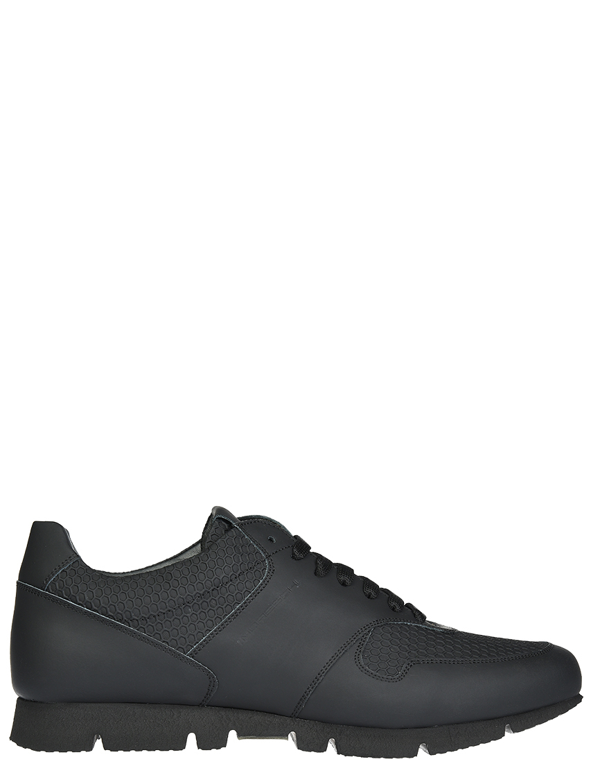 Мужские кроссовки Moreschi AGR-80018_black