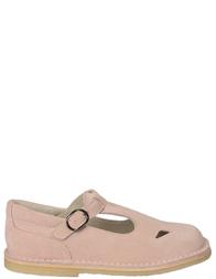 Детские туфли для девочек DOLCE & GABBANA DL001_pink