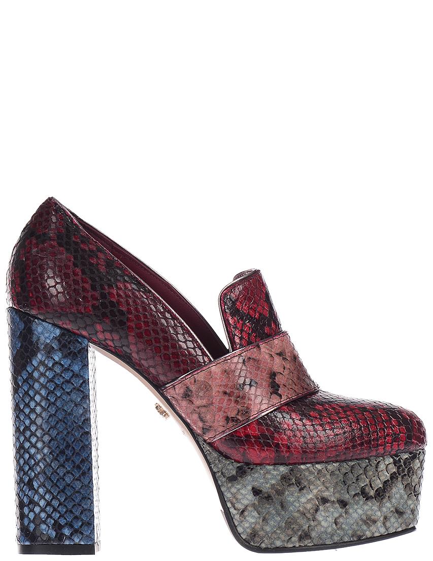 Купить Туфли, LE SILLA, Многоцветный, Осень-Зима