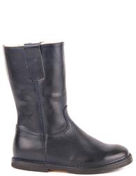 Детские сапоги для девочек GALLUCCI 1425-black