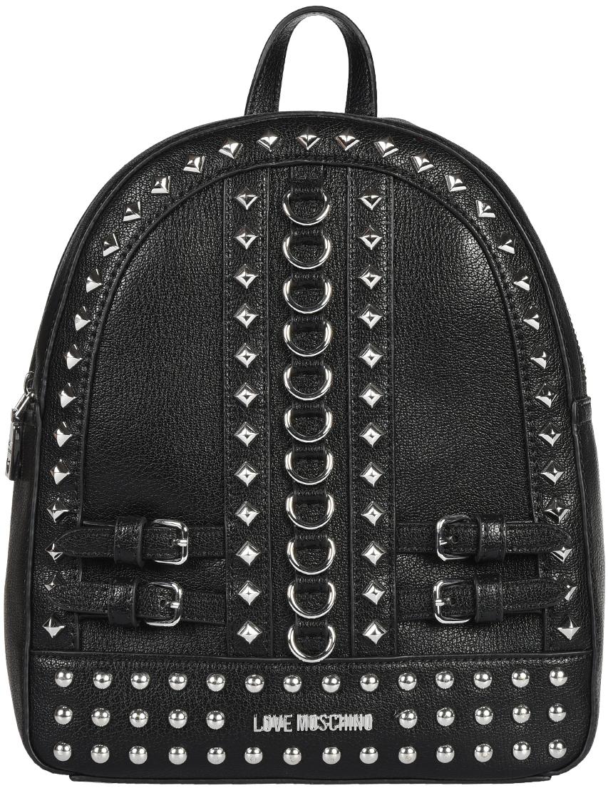 Рюкзак Love Moschino AGR-4318_black
