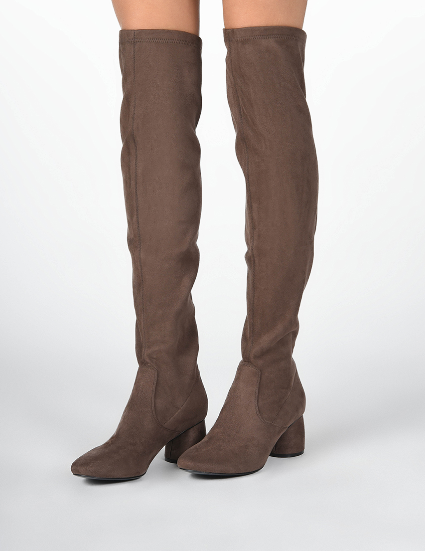 Ботфорты Tosca Blu 461_brown